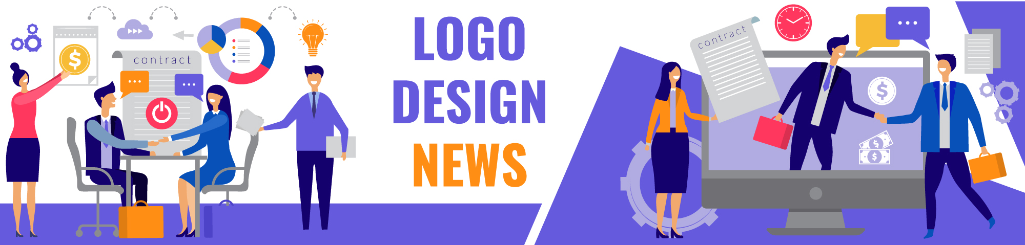 New February 2021 Logos Are Modern – And Traditional?